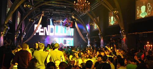 POZE: Pendulum DJ Set la The Silver Church Bucureşti