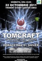 Tomcraft la Trident Event Center din Sibiu – ANULAT
