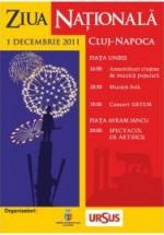 1 decembrie 2011 la Cluj-Napoca