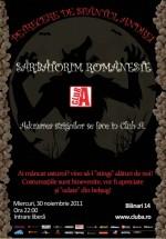 Petrece de Sfântul Andrei în Club A din Bucureşti