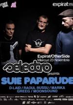 Concert Şuie Paparude în Club Expirat din Bucureşti