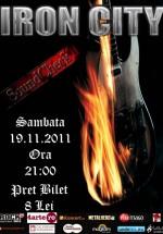 Concert SoundCheck în Iron City din Bucureşti