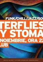 Concert Butterflies in My Stomach în Club Diesel din Cluj-Napoca