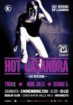 Hot Casandra în Berlin Club din Bucureşti