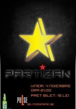 Concert Partizan în Club Pulse din Constanţa
