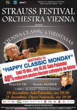 Vienna Classic Christmas la Bucureşti