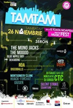 Tam Tam Music Fest 2011 la Bucureşti