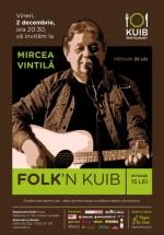 Concert Mircea Vintilă la Papa la Şoni din Bucureşti