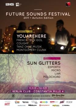 Future Sounds Festival 2011 în Berlin Club din Bucureşti