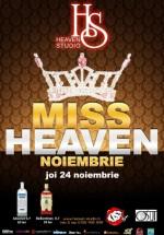 Miss Heaven Noiembrie în Heaven Studio din Timişoara