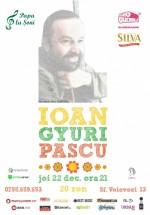 Concert Ioan Gyuri Pascu la Papa la Şoni din Bucureşti
