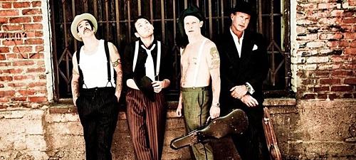 Concertul Red Hot Chili Peppers de la Bucureşti a fost confirmat