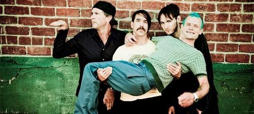 Red Hot Chili Peppers în premieră, în România!
