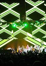 Concertele anului 2012 în România