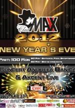 Revelion 2012 în Club Maxx din Bucureşti