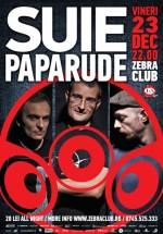 Concert Şuie Paparude în Zebra Club din Bacău