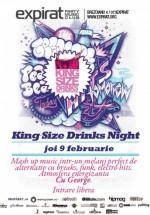 King Size Drinks în Club Expirat din Bucureşti