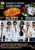 Concert Marfar în Coyote Cafe din Bucureşti