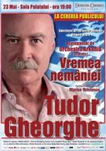 """Concert Tudor Gheorghe """"Vremea nemâniei"""" la Sala Palatului din Bucureşti"""