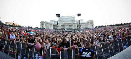 Concerte rock care au marcat anul 2011 în România