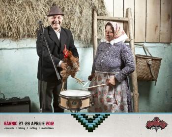 Rocker's Festival 2012 la Gârnic
