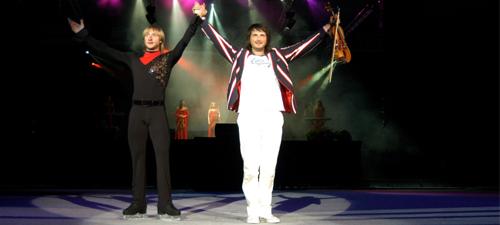Două nume noi confirmate pentru spectacolul Kings On Ice 2012: Fumie Suguri şi Surya Bonaly
