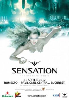 """Sensation """"The Ocean of White"""" la Bucureşti"""