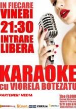 Karaoke Party în Club The Floor din Bucureşti