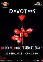 Concert Devotees – tribut Depeche Mode în Hard Rock Cafe din Bucureşti