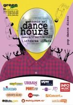 Dance Hours cu Antonio AXL în Green Hours din Bucureşti