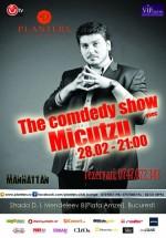 The Comedy Show cu Micutzu în Club Planters din Bucureşti