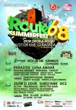 Route68 Summerfest 2012 la Gurasada Park Hunedoara