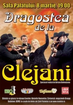 Concert Viorica şi Ioniţă de la Clejani la Sala Palatului din Bucureşti