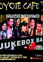 Concert Jukebox in Coyote Cafe din Bucuresti