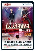 Concert Roxette pe Cluj Arena din Cluj-Napoca