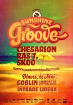 Sunshine Groove în Club Goblin din Bucureşti