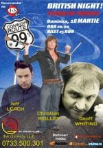 99 Comedy Route în Club 99 din Bucureşti
