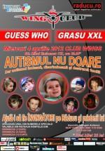 Grasu XXL şi Guess Who în Wings Club din Bucureşti