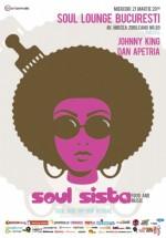 Soul Sista în Soul Lounge din Bucureşti