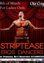 Eros Dancers în Old City Franceză din Bucureşti