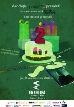 Concert The Mono Jacks în Energiea din Bucureşti