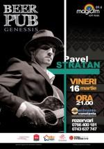 Concert Pavel Stratan în Genessis Beer Pub din Constanţa