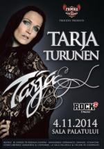 Tarja Turunen la Sala Palatului din Bucureşti, 4 noiembrie 2014
