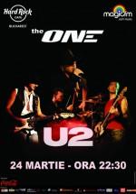 Concert The One – Tribut U2 în Hard Rock Cafe din Bucureşti
