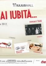 Concert Taxi în Iulius Mall din Suceava
