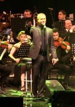 VIDEO: Filmări Alessandro Safina la Bucureşti