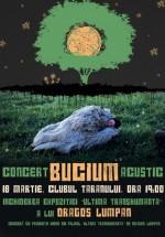 Concert Bucium în Clubul Ţăranului Român din Bucureşti