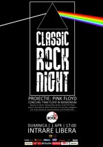 Classic Rock Night în The Rock Bar din Iaşi