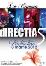Concert dIRECŢIA 5 în Club Le Cinema din Timişoara