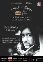 Concert Emil Bîzgă & Guests la Papa la Şoni din Bucureşti